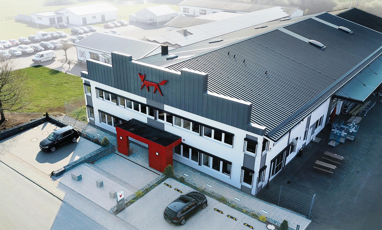 Beck+Heun Zentrale Mengerskirchen Campus