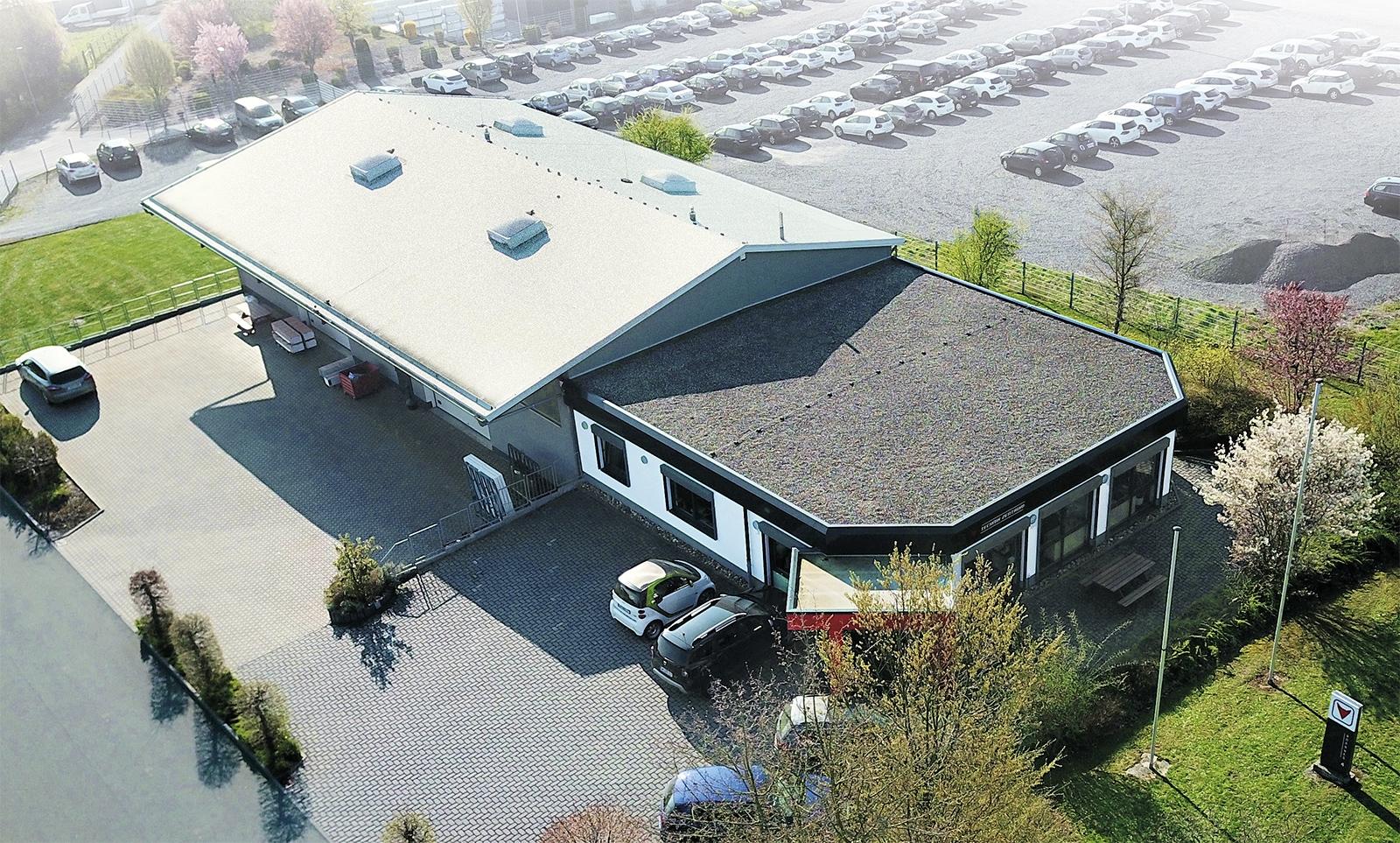 Beck+Heun Zentrale Mengerskirchen Technik- und Prüfzentrum