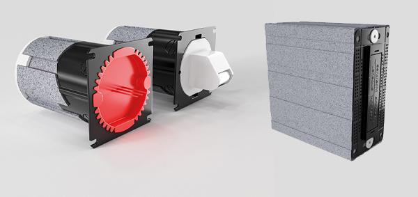 Neues Produktduo für die Gurtmontage von Beck+Heun