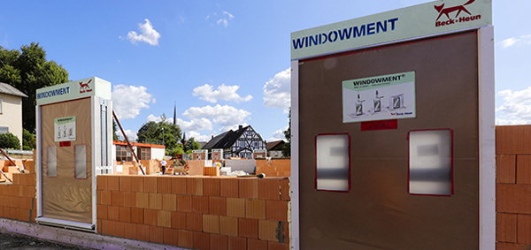 WINDOWMENT® von Beck+Heun – einfach schneller fertig
